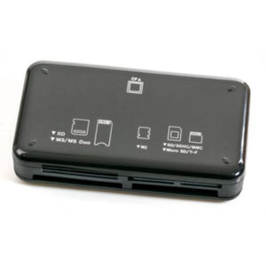 73 in 1 Card Reader iggual PSI09230 USB 2.0