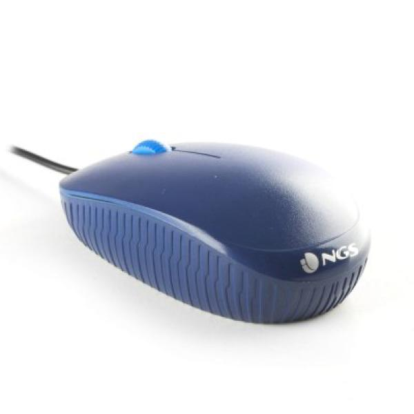 Optical mouse NGS BLUEFLAME 1000 DPI Blue