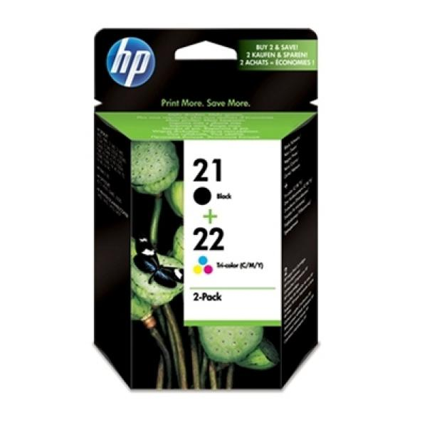 Original Ink Cartridge Hewlett Packard SD367AE Tricolour Black
