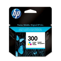 Original Ink Cartridge Hewlett Packard CC643EE Tricolour