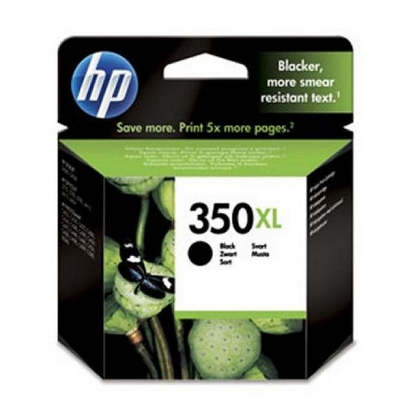 Original Ink Cartridge Hewlett Packard CB336EE Black