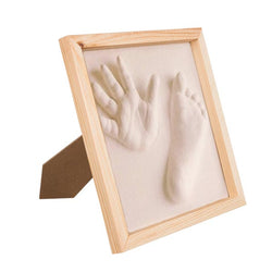 Plaster Moulding Set for Babies with Frame