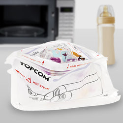 TopCom Microwave Baby Bottle Steriliser