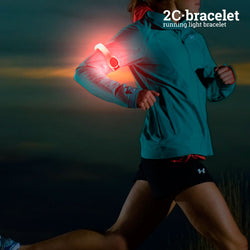 2C Safety LED Sports Armband