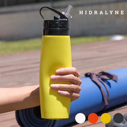 Hidralyne Silicone Bottle for Athletes