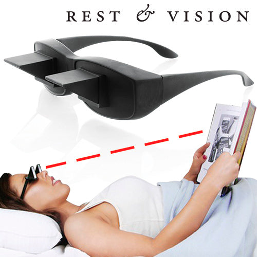 Rest & Vision Horizontal Vision Prism Glasses