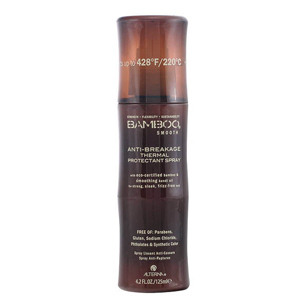 Alterna - BAMBOO SMOOTH anti-breakage thermal protectant spray 125 ml