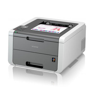 Wi-Fi LED Colour Printer Brother HL3170CDW 22 ppm 128 MB