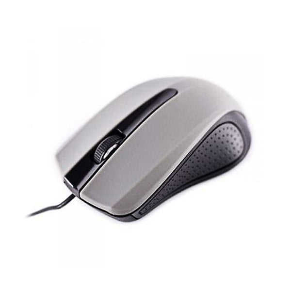 Ergonomic Optical Mouse approx! APPOMLITEGv2 1000 DPI Grey