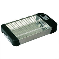 Toaster COMELEC TP-712/7012 600W Black Inox