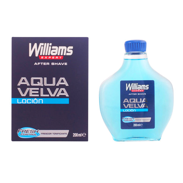 Williams - AQUA VELVA after shave lotion 200 ml