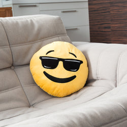 Cool Emoji Cushion