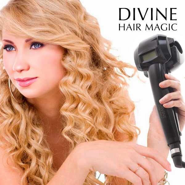 Magic Twists Hair Curler