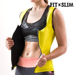 Fit x Slim XTra Sauna Women´s Suit Vest