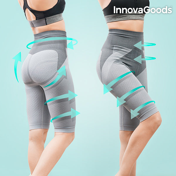 InnovaGoods Tourmaline Slimming Shorts