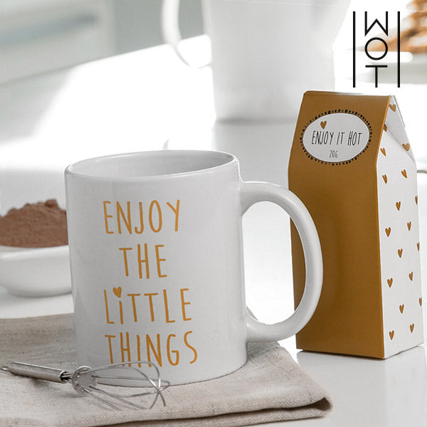 Wagon Trend Message Mug and Accessories