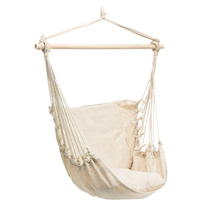 Craftenwood Hanging Chair with Cushion