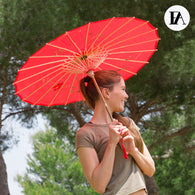 Flowers Fashinalizer Bamboo Umbrella
