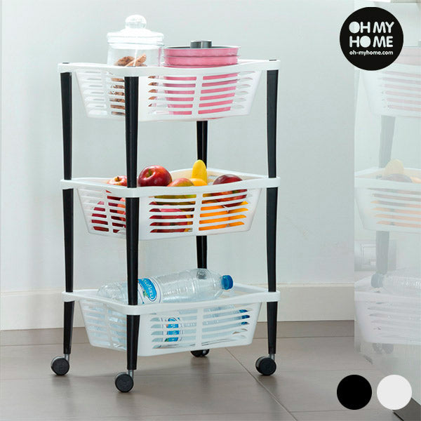 Oh My Home Kitchen Trolley