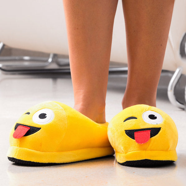 Emoticons Slippers