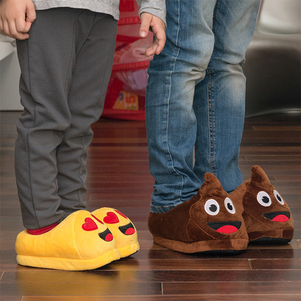 Emoticons Children's Slippers