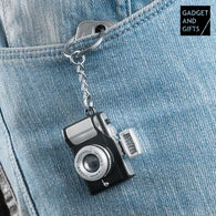 Gadget and Gifts Camera Keychain with LED and Sound