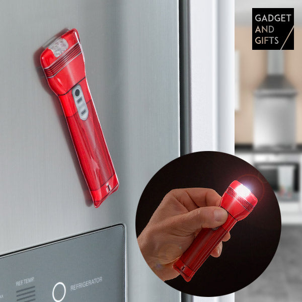 LED Flashlight with Magnet Gadget and Gifts