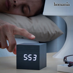 Homania Cube Digital Alarm Clock