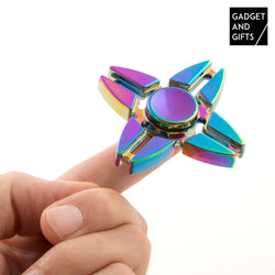 Gadget and Gifts Rainbow II Fidget Spinner