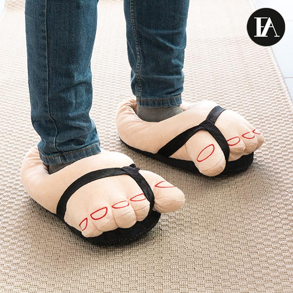 Fashinalizer Soft Feet Slippers with Sandals