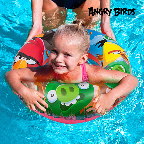 Angry Birds Inflatable Rubber Ring