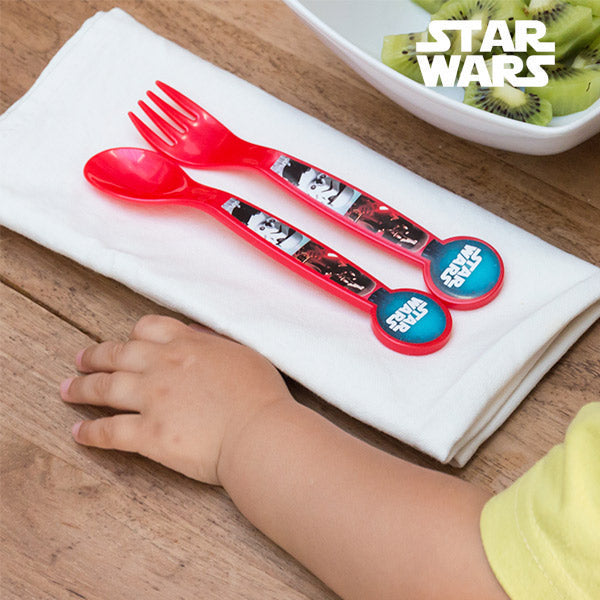 Star Wars Fork and Spoon
