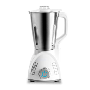 Food Processor Cecomix Thermomatic 3010 2,5 L 1100W White Steel