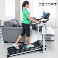 Cecofit Run Step 7009 Foldable Treadmill With Speakers
