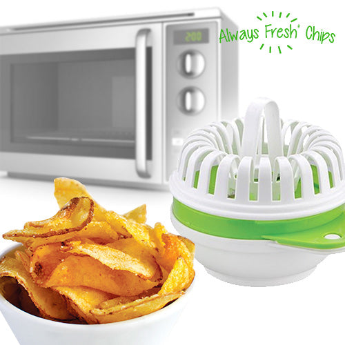 Always Fresh Chips Microwave Utensil for Crisps