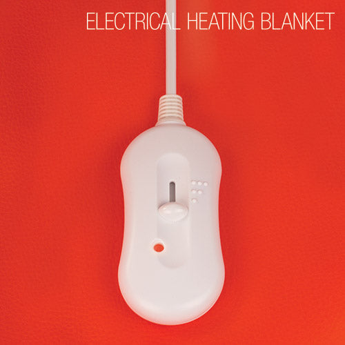 Electrical Heating Blanket Electric Blanket 150 x 80 cm