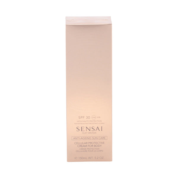 Kanebo - SENSAI CELLULAR PROTECTIVE cream body SPF30 150 ml