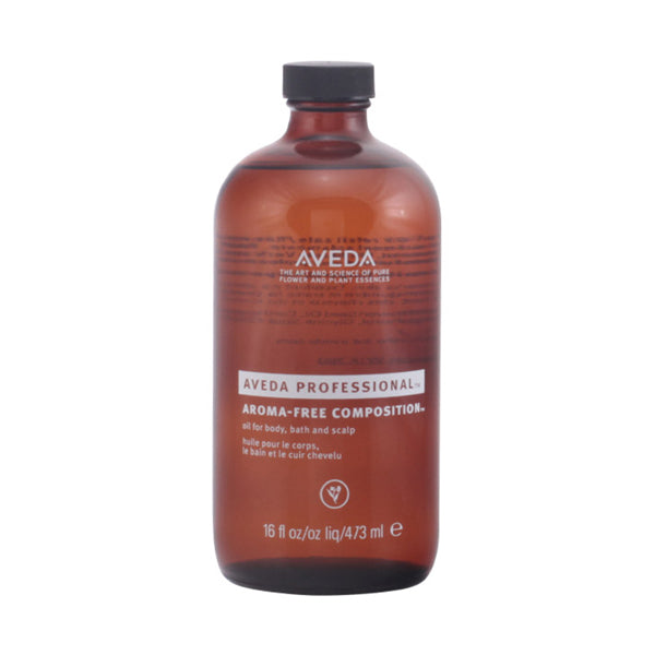 Aveda - AROMA free-composition oil for body, bath & sclap 473 ml