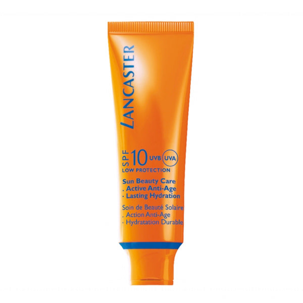Lancaster - SUN BEAUTY fresh touch face gel cream SPF10 50 ml