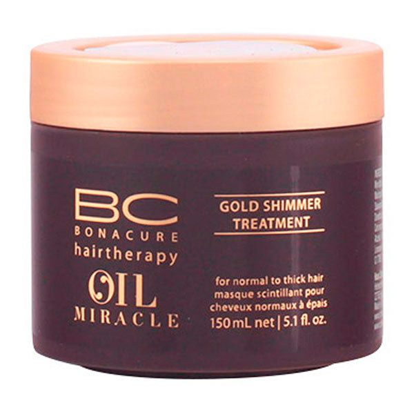 Schwarzkopf - BC OIL MIRACLE mist golden glow treatment 150 ml