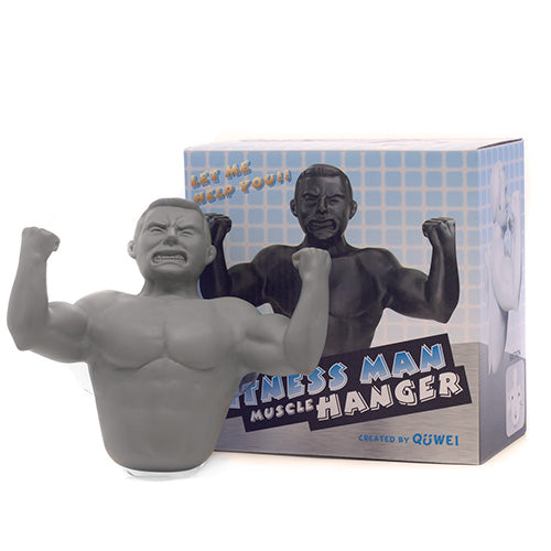 Fitness Man Muscle Hanger