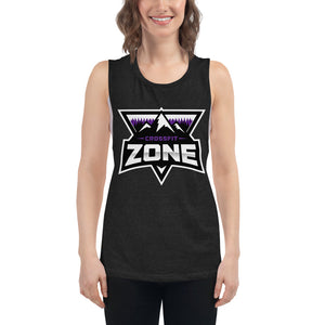 Zone Ladies Muscle Tank