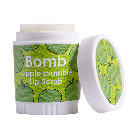 Bálsamo Labial Exfoliante  - Apple Crumble
