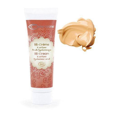 BB Cream Vegana - Couleur Caramel