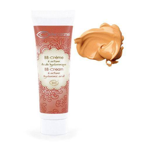 BB Cream Vegana - Couleur Caramel base de maquillaje Couleur Caramel BB 12 Beige Natural