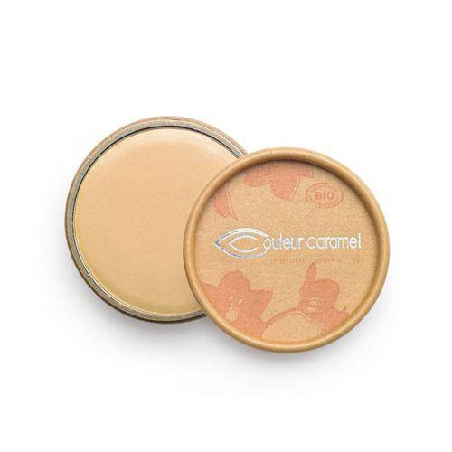 crema correctiva color 07 beige natural - couleur caramel