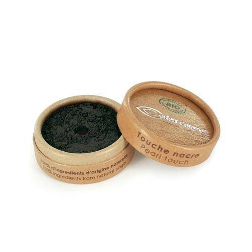 maquillaje iluminador pearl touch color negro - couleur caramel -1