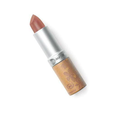 lápiz labial brillante color 211 marrón chocolate - couleur caramel