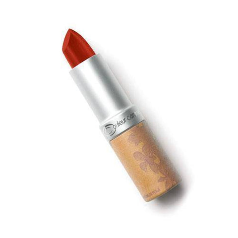 lápiz labial brillante color 263 rojo profundo - couleur caramel