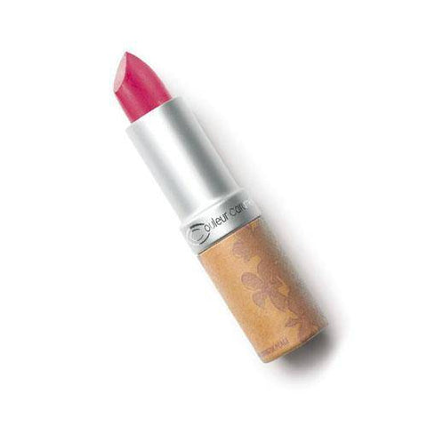 lápiz labial mate color 123 rosa vivo - couleur caramel